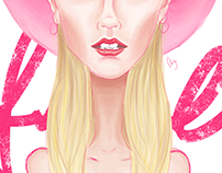 J O A N N E - Lady Gaga Fan Art
