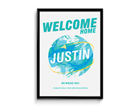 Welcome Posters II: All American MFG & Supply Co.