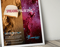 The Planetary Society Advertisment Campaign
