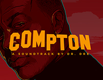 COMPTON by Dr. Dre (contest)