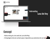 Rebranding - Lana Del Rey