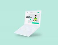 Clean Minimalistic Notebook Mockup