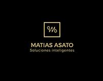 Matías Asato • Personal branding