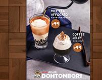 Desserts Launch: Final Artwork/Digital/Print Design