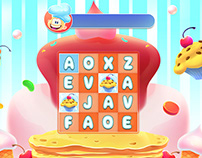 English Alphabet mobile game