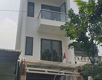 Xây dựng nhà phố trọn gói 4 tầng đẹp 4x11m tại quận 9