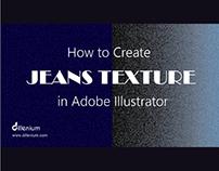 Jeans Textures - Vector Graphics