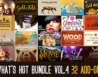 What's Hot Bundle vol.4 – Add-ons & Effects