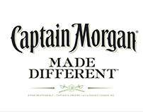 Captain Morgan East Coast Campaign