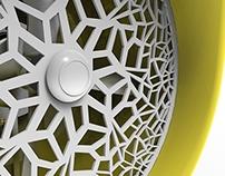OMO - ventilador de exterior - outside fan