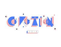 CoMotion 2018 Branding
