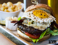 Dukes Alehouse and Kitchen - Midwest Is Best Burger