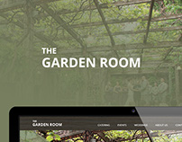 The Garden Room Website