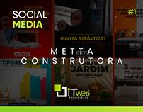 Social Media | Metta Construtora #1