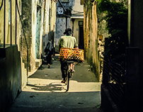 Streets of Zanzibar