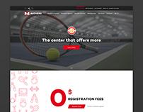 Mathers Sport Center Website