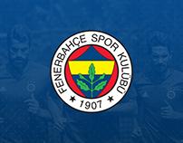 Fenerbahçe 2018 Brand Design