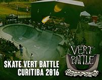 Skate Vert Battle 2016 - Curitiba