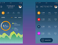 Daily Workout UI