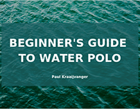 Beginner's Guide To Water Polo