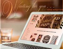 iShop.webgrrl.biz | my new site