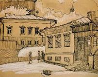 Киевские зарисовки
