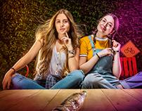 Promo Recarga2 - Margarita y Detodito