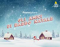 Letterine di Poste Italiane - Gli amici di Babbo Natale