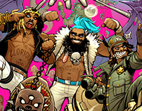 Flatbush Zombies Album Cover
