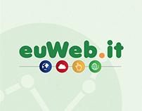 euWeb | Logo Restyling Proposal