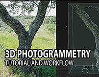 3D Photogrammetry Tutorial