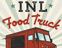 INL Food Truck Rally Poster