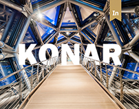 Metalwork factory KONAR | Design