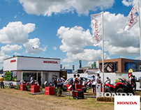 EVENT: Honda en ExpoAgro 2019