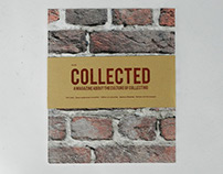 Collected, a magazine about the culture of collecting
