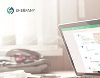 Sherpany - Investors Service - UX/UI