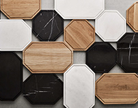 Octagon - Cutting Boards