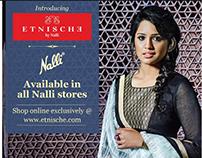 Nalli with Deepika Pallikal