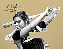 Purdue | Softball Senior Posters