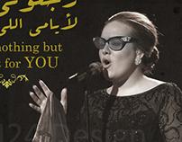 Adele Um Kulthoom Mash Up