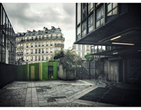 iPhone street Paris 2.
