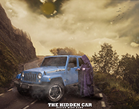 "New Design For ""The Hidden Car"""