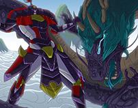 Starmetal guardian