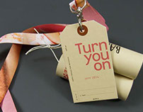 """Turn you on"" OFFF 2014 · Print Ads Campaign"