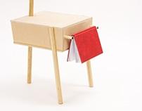 Éjjeliszekrény / Bedside table