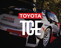 The Toyota Gaming Engine