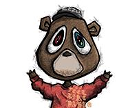 yeezy bear