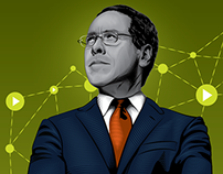 Fortune 500 Issue: Randall Stephenson
