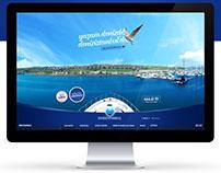 Deniz İstanbul Website Tasarımı