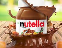 Composición Nutella